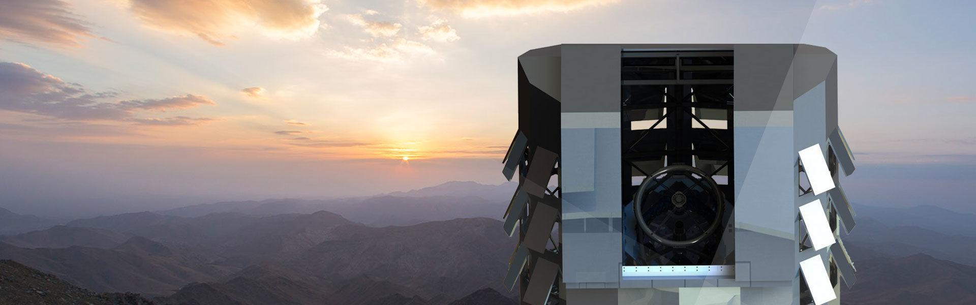 INO340 Telescope