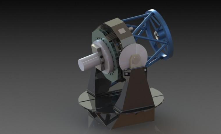 تلسکوپ ۳.۴ متری