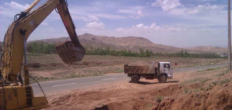 آغاز عملیات عمرانی در رصدسرای کامو
