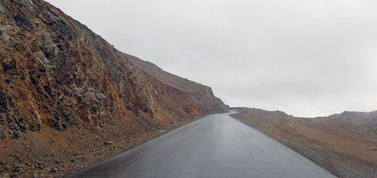 آغاز بهره برداری از جاده رصدخانه ملی ایران