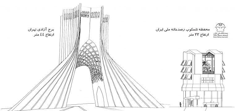تشریح روند اجرای طرح رصدخانه ملی ایران