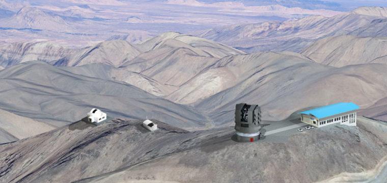 چاپ مقاله کنترل طرح رصدخانه ملی ایران در مجله نجوم نیچر