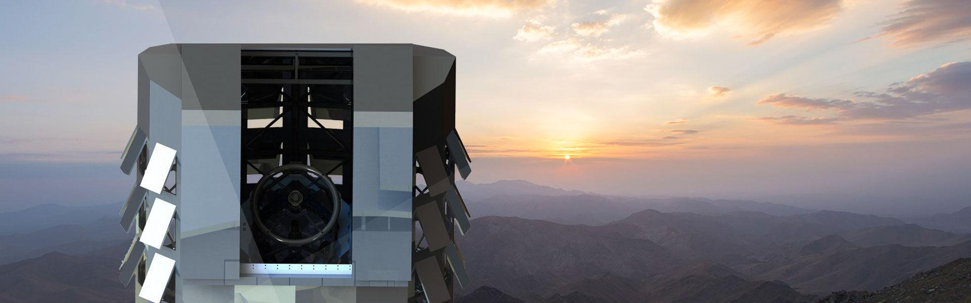 تلسکوپ ۳/۴ متری