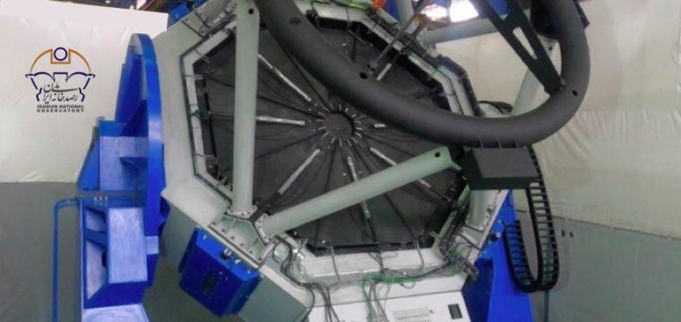 آغاز فرآیند آزمون های تلسکوپ در کارخانه